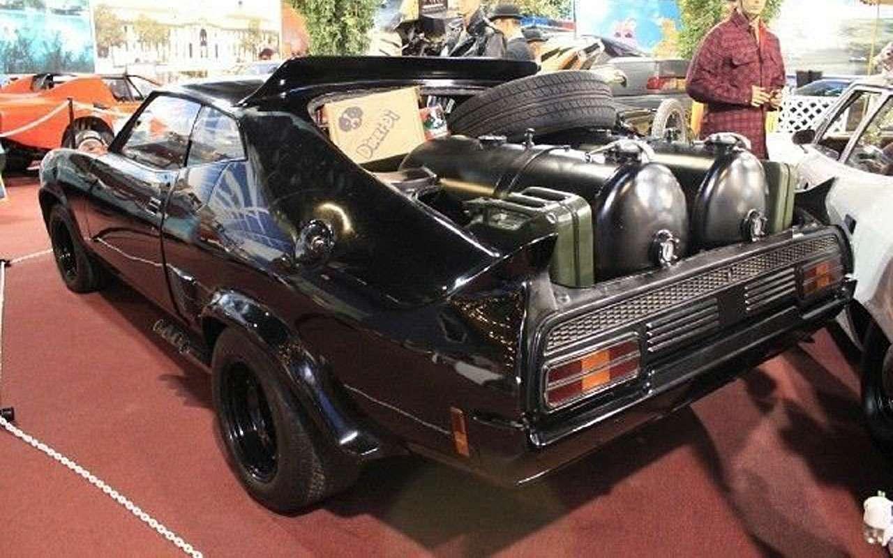 Автомобиль Безумного Макса выставят напродажу— фото 1087571