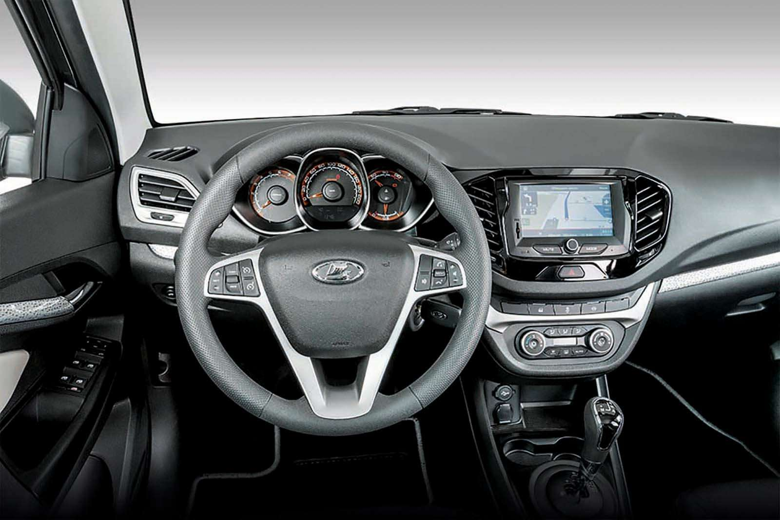 Представлена новая модель Lada. Иэто снова Cross— фото 863369