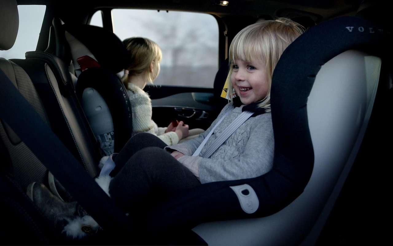 Спасти наследника: выбираем лучшее детское автокресло— фото 973918