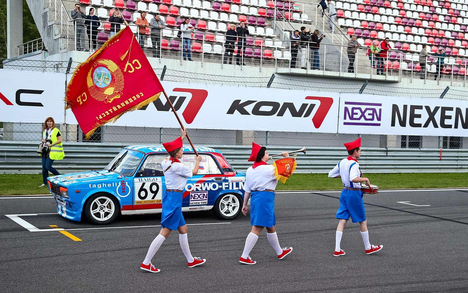 Moscow Classic Grand Prix: порох впороховницах— фото 670477