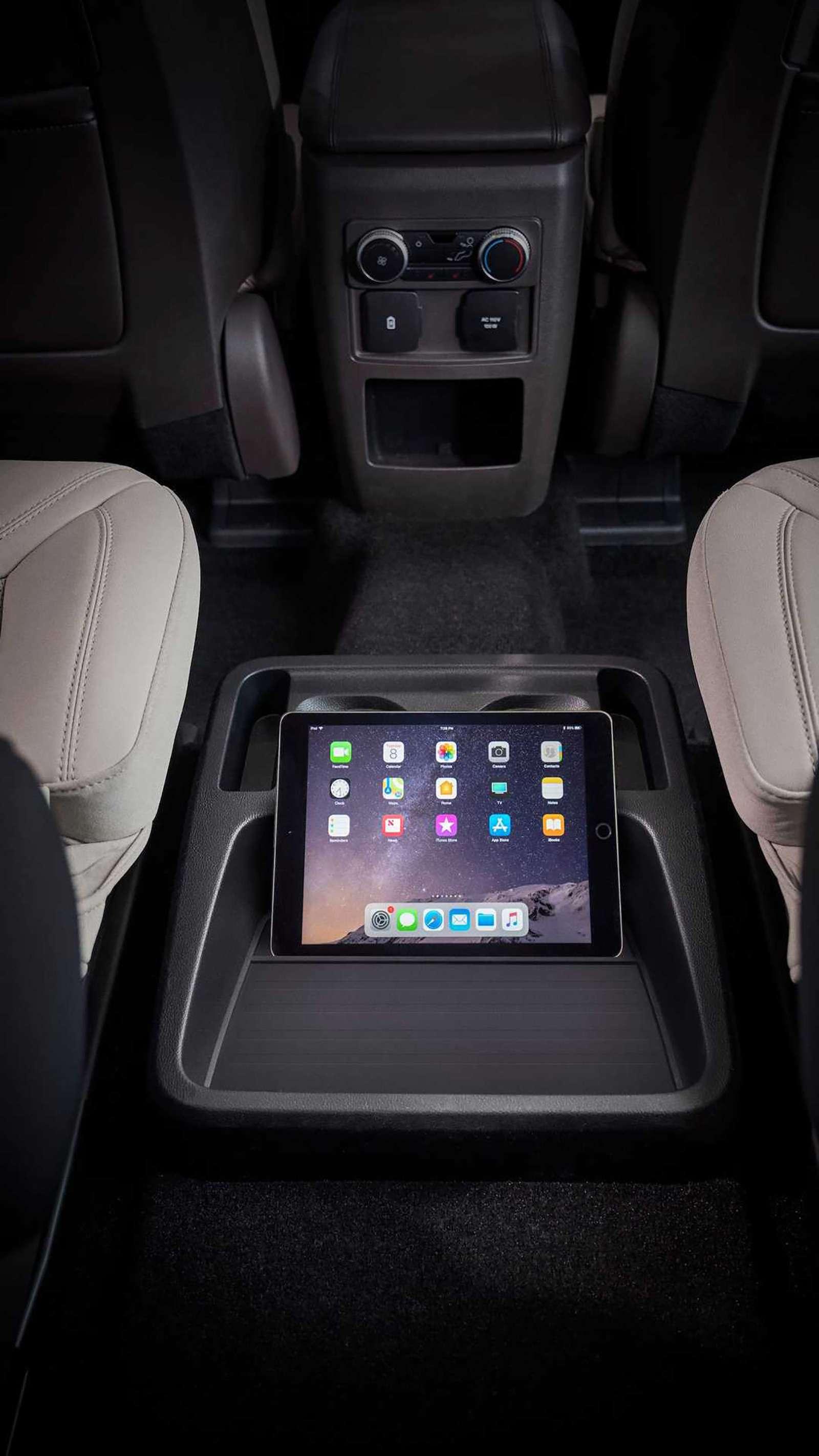 Новый Ford Explorer: разбираем его вдеталях— фото 939735