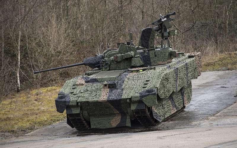 Битва БМП: наш Курганец против испано-австрийского ASCOD