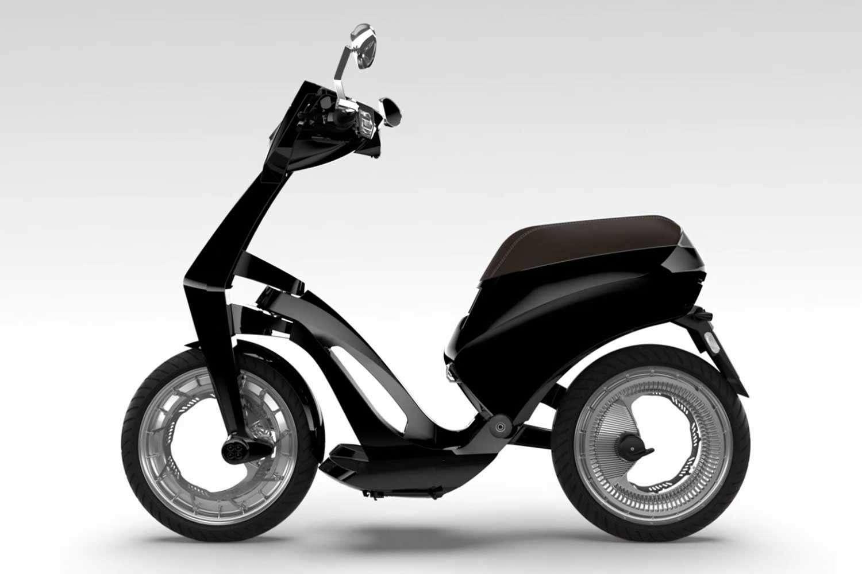 В России придумали лучший вмире электромопед, помнению Чубайса— фото 801317