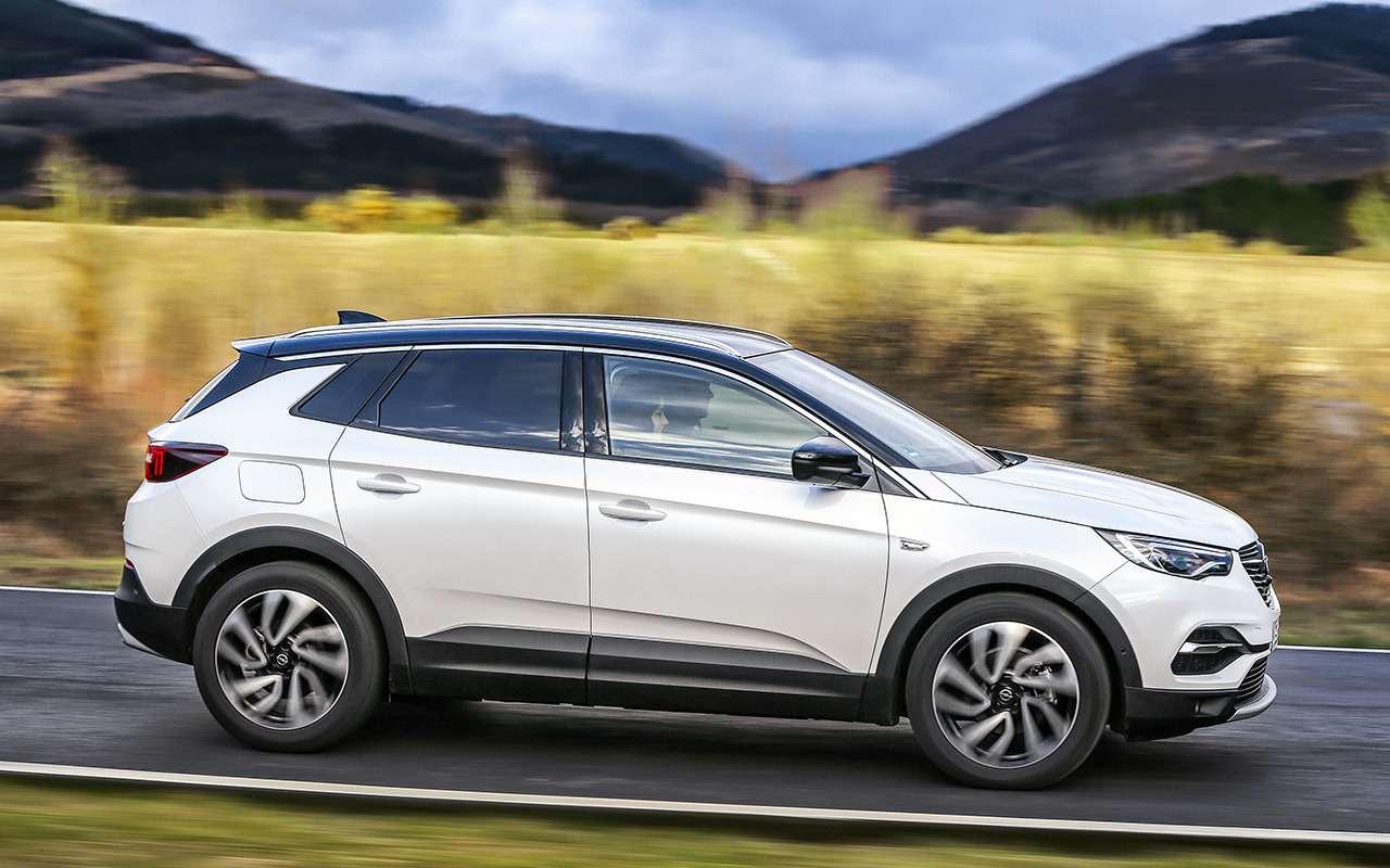 Opel Grandland X: ответили наваши главные вопросы— фото 1166158
