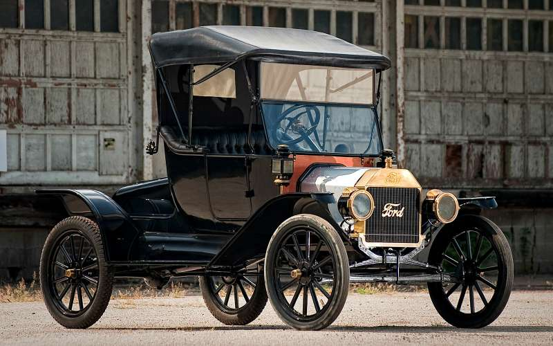 Ford TRoadster 1920