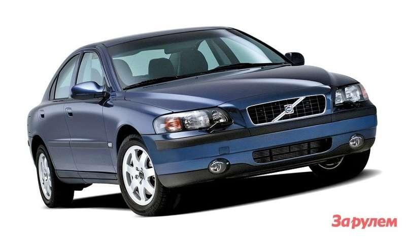 Volvo  S60/V70R