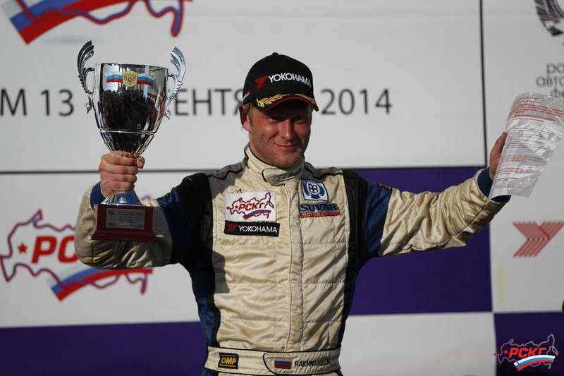 Вице-чемпион Европы поралли-кроссу Ильдар Рахматуллин стал победителем 7этапа РСКГ взачете Туринг-Лайт иположил вкопилку 200 очков