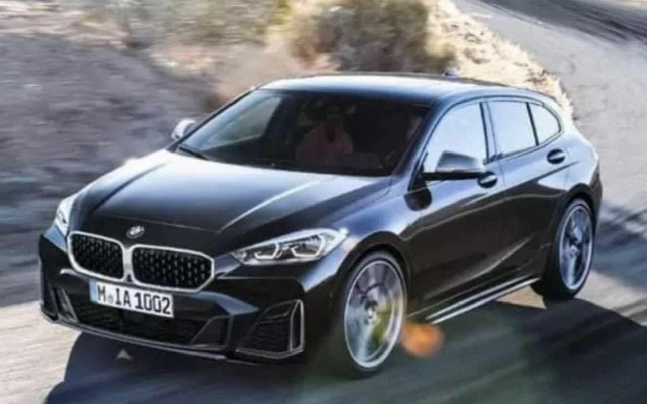 Самый дешевый BMW— первые фото без камуфляжа— фото 964454