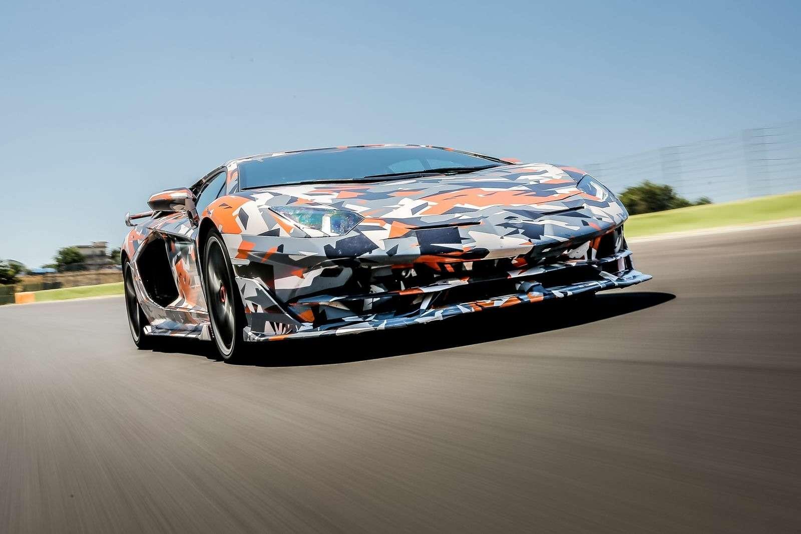 Lamborghini установила новый рекорд Нюрбургринга длясерийных машин— фото 890781