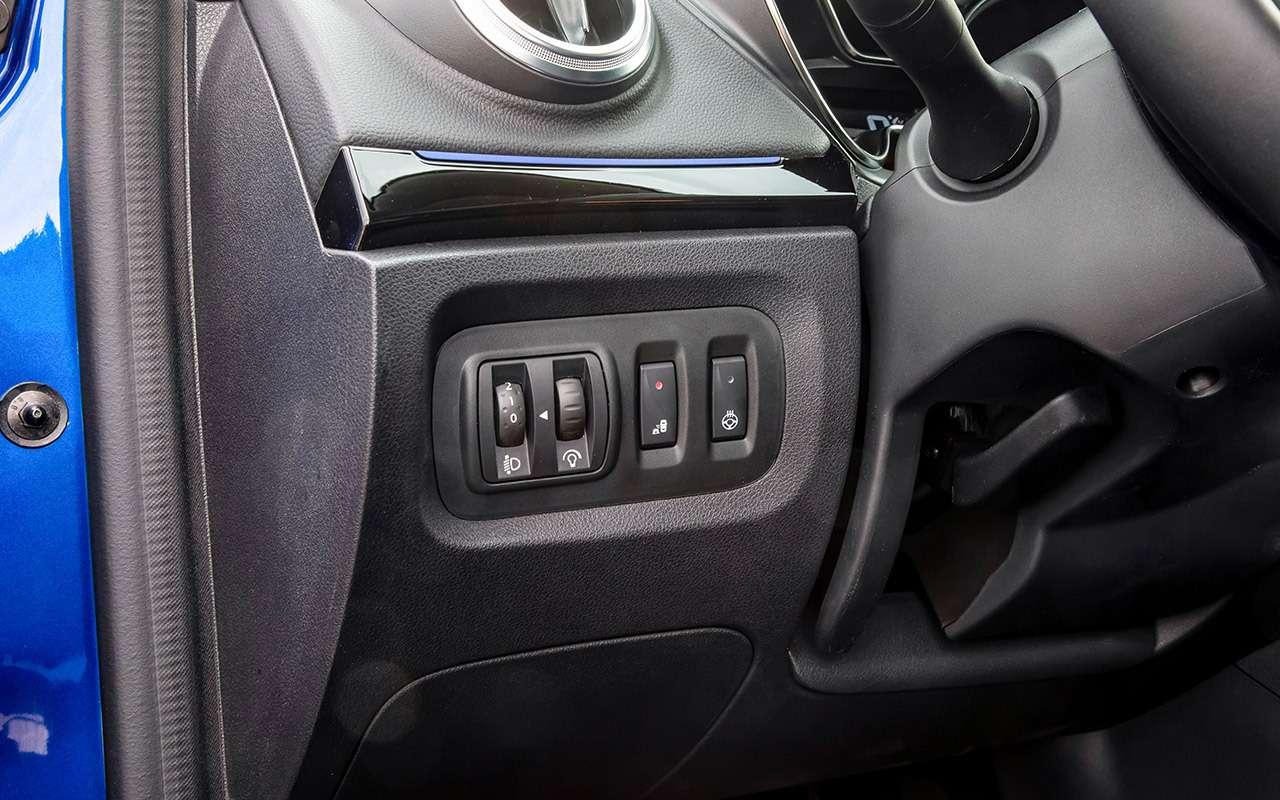 Renault Kaptur 2020: тест-драйв ивсе изменения— фото 1142427