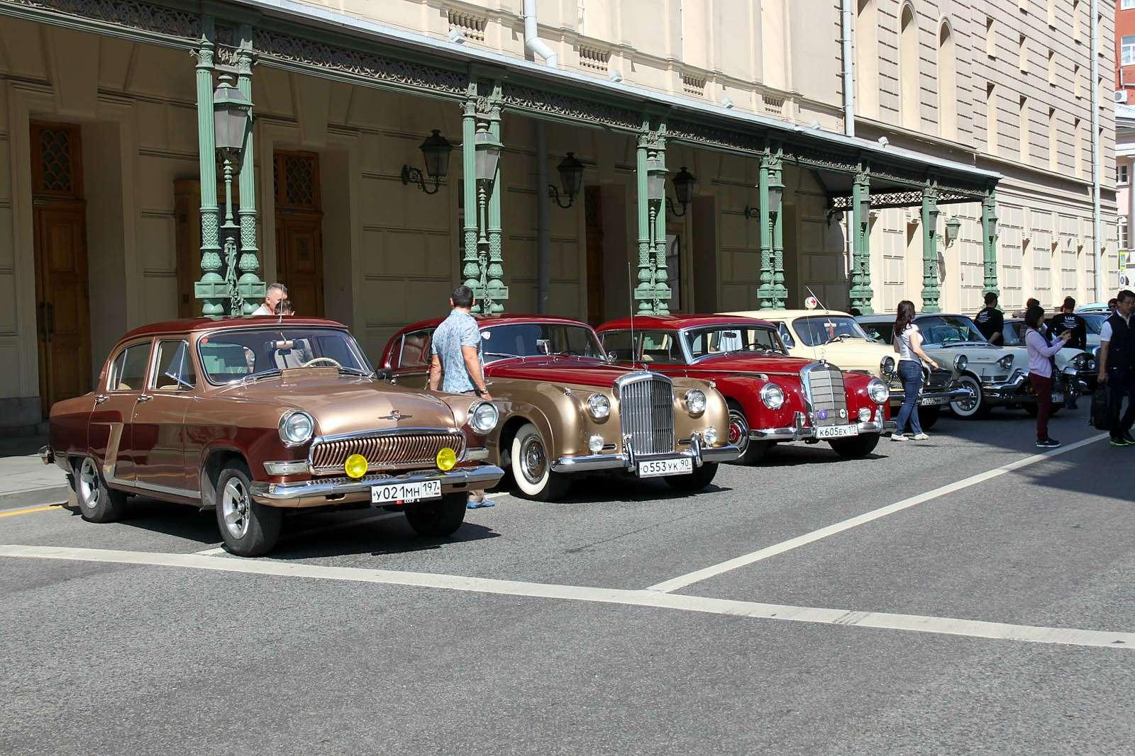 L.U.C Chopard Classic Weekend Rally: эмоции сналетом старины— фото 595970