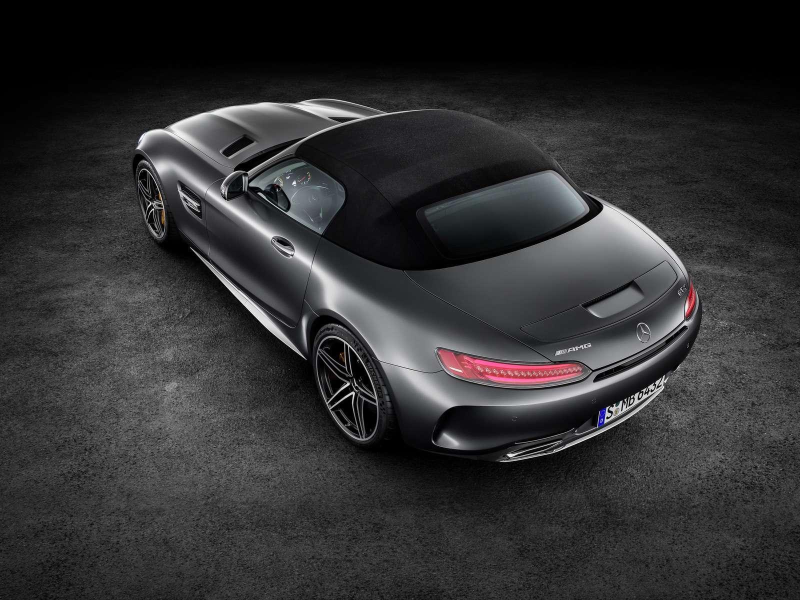 Mercedes-AMG GTRoadster: витамин С— фото 635004
