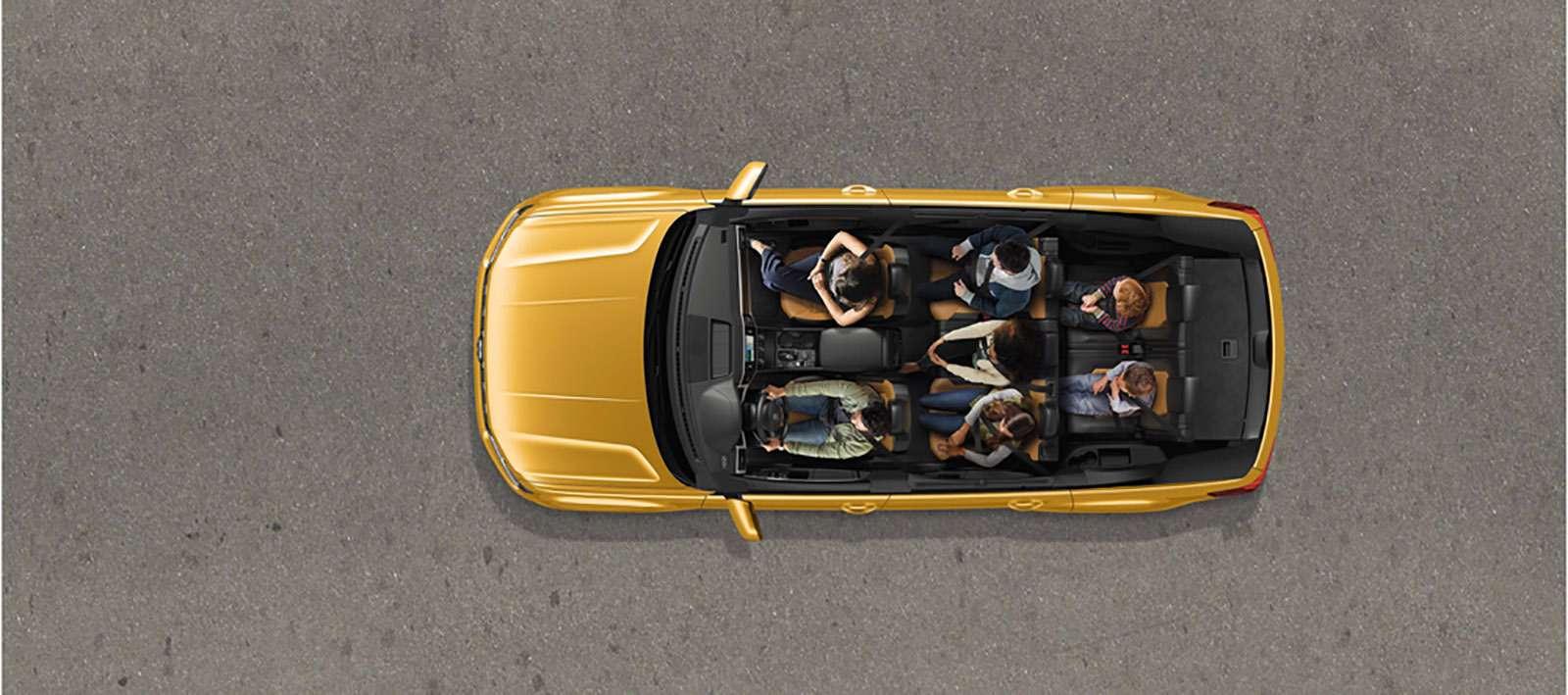 Volkswagen Teramont: оноказался дешевле конкурентов— фото 852960