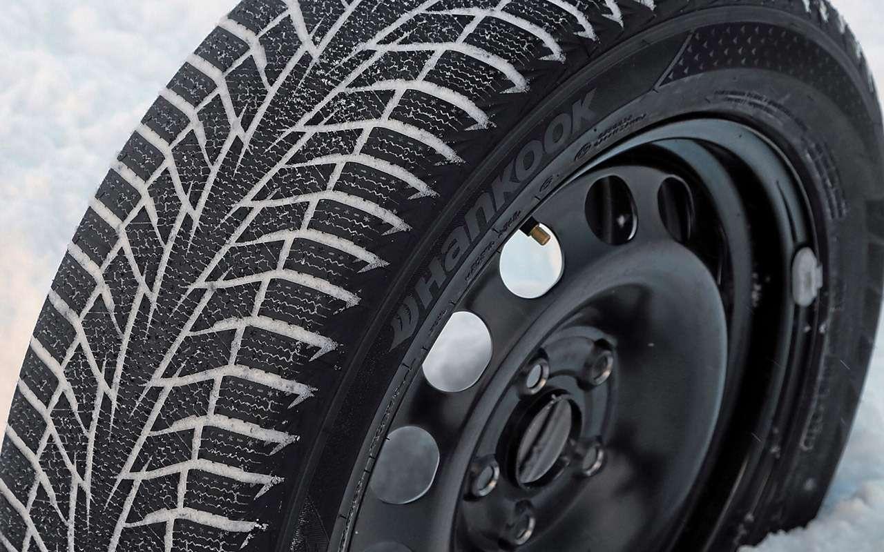 Большой тест зимних шин: выбор экспертов «Зарулем»— фото 1170274