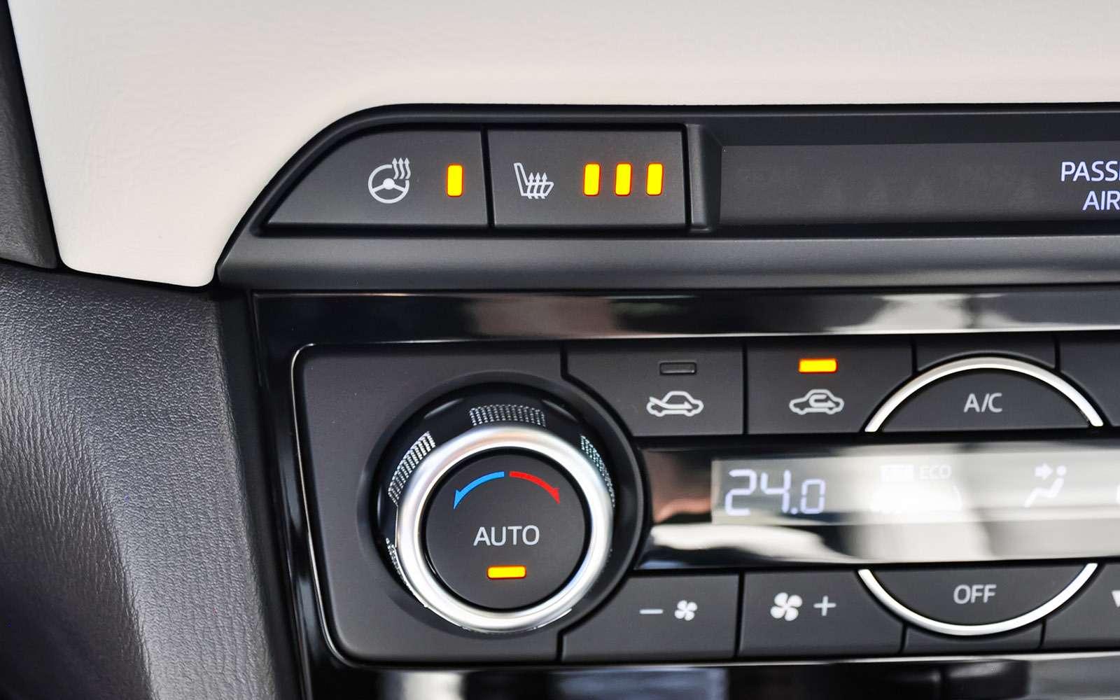 Обновленная Mazda 6: тонкая настройка— фото 657885