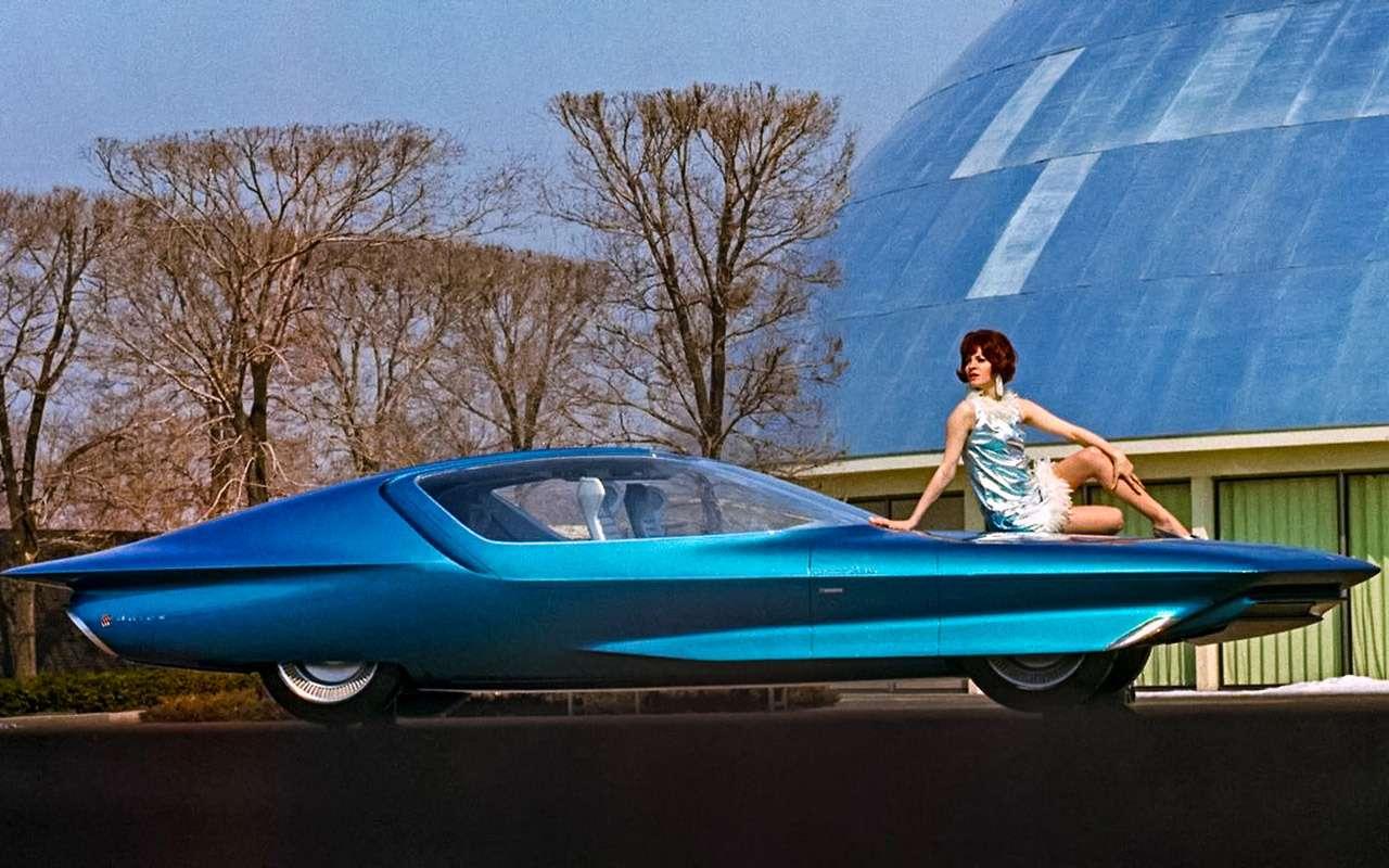 Автомобили савиационными двигателями— советские инетолько— фото 912934