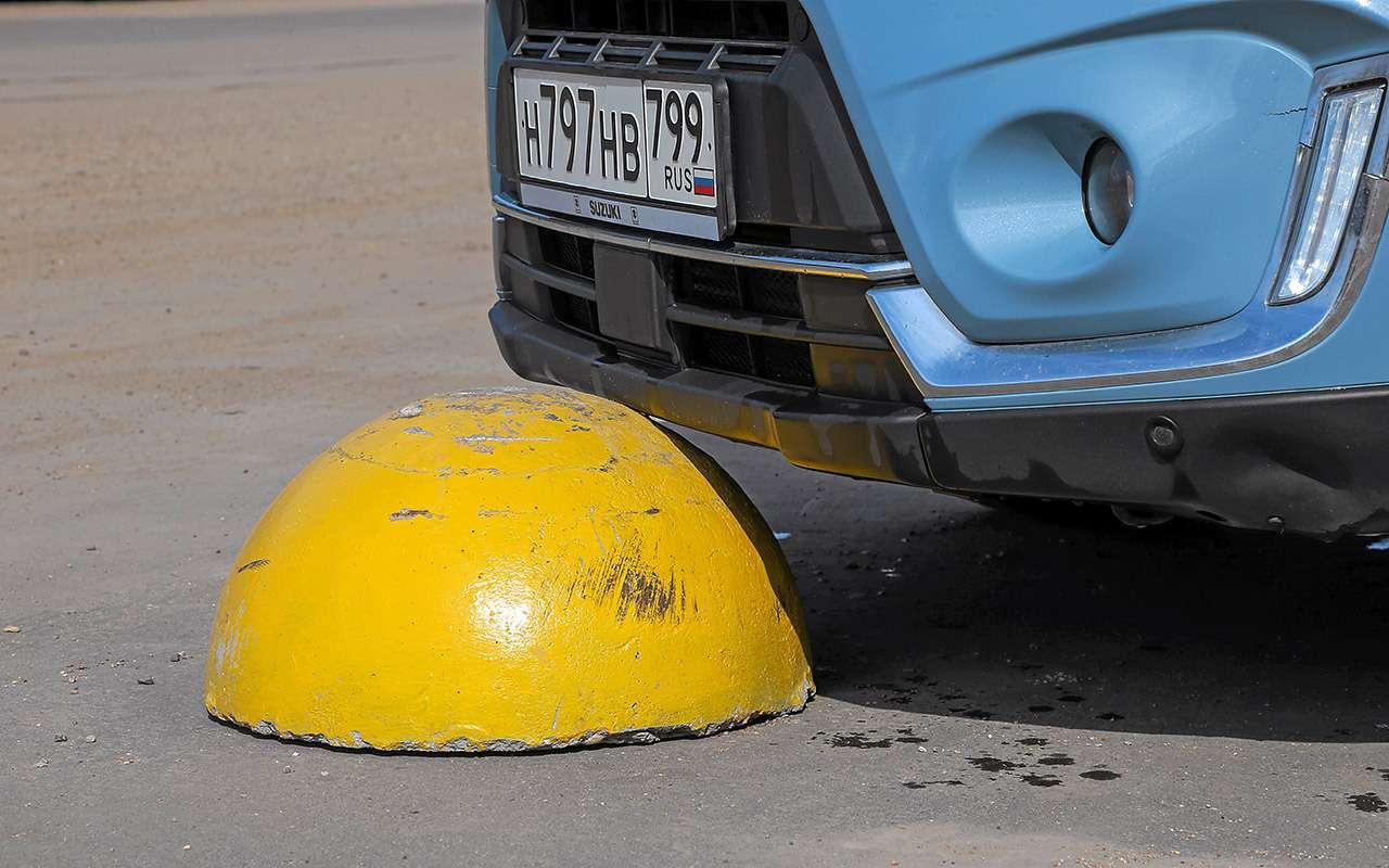 Новый Duster, Creta, Vitara: большой тест полноприводных— фото 1246295