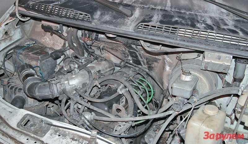 Морозная зима стала серьезным испытанием дляульяновских моторов