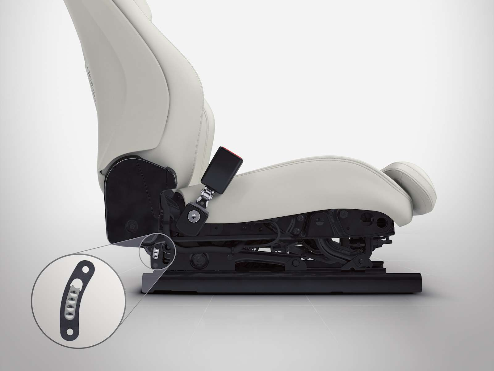 129Energy absorbing functionality inseat