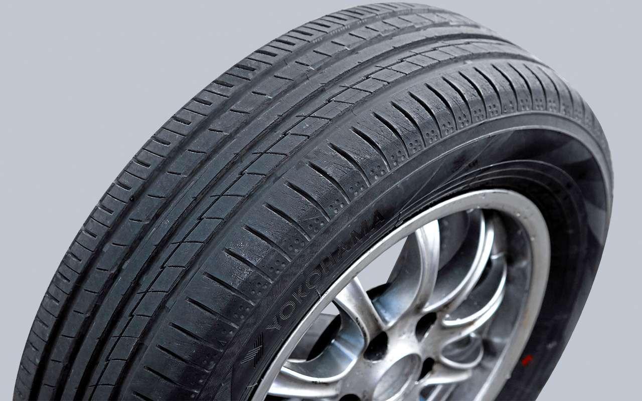 Летние шины 195/65R15— большой тест— фото 858115