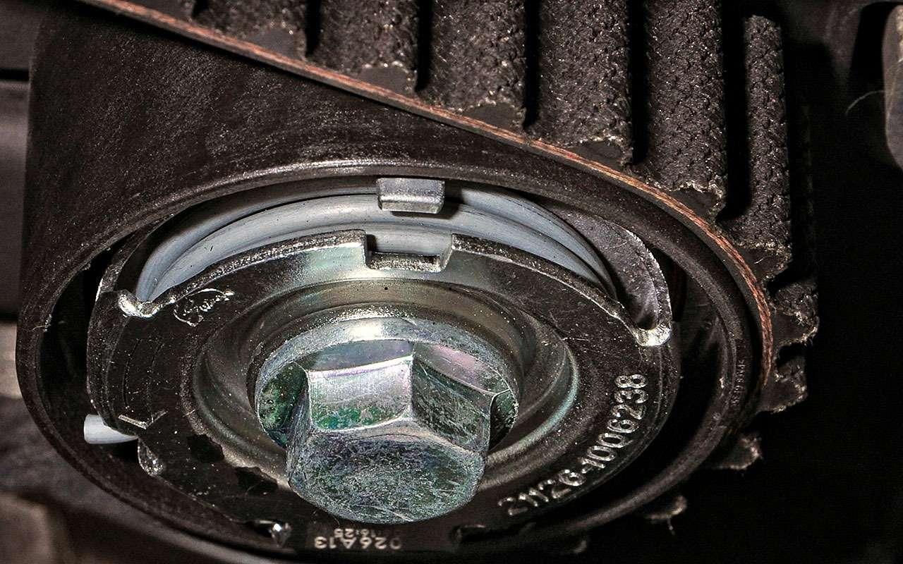 Цепь или ремень: какой привод ГРМ лучше?— фото 810679