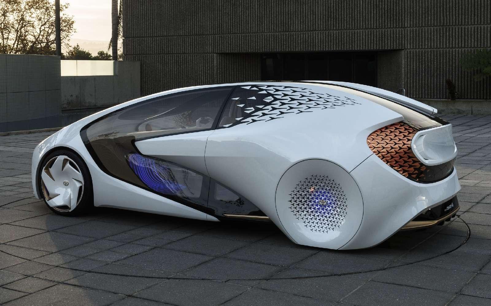 Toyota Concept-i: научите еехорошему— фото 688298