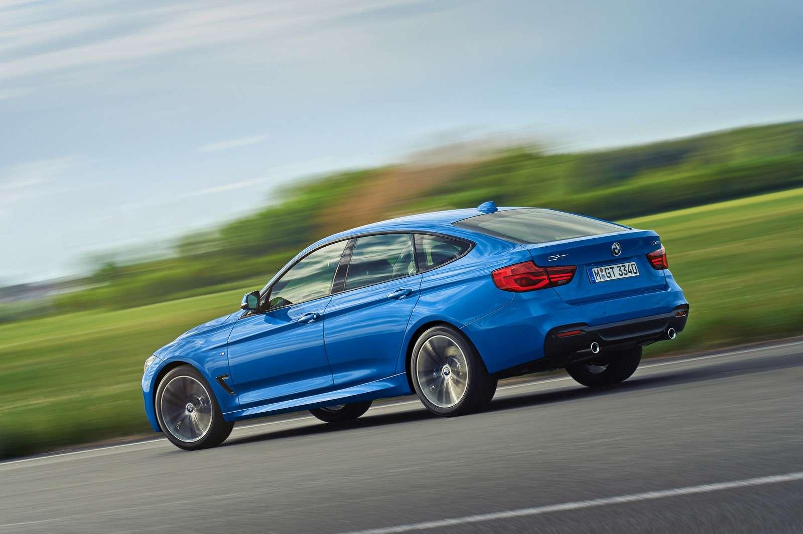Обновленный BMW 3-й серии GT: урок эффективного менеджмента— фото 593868