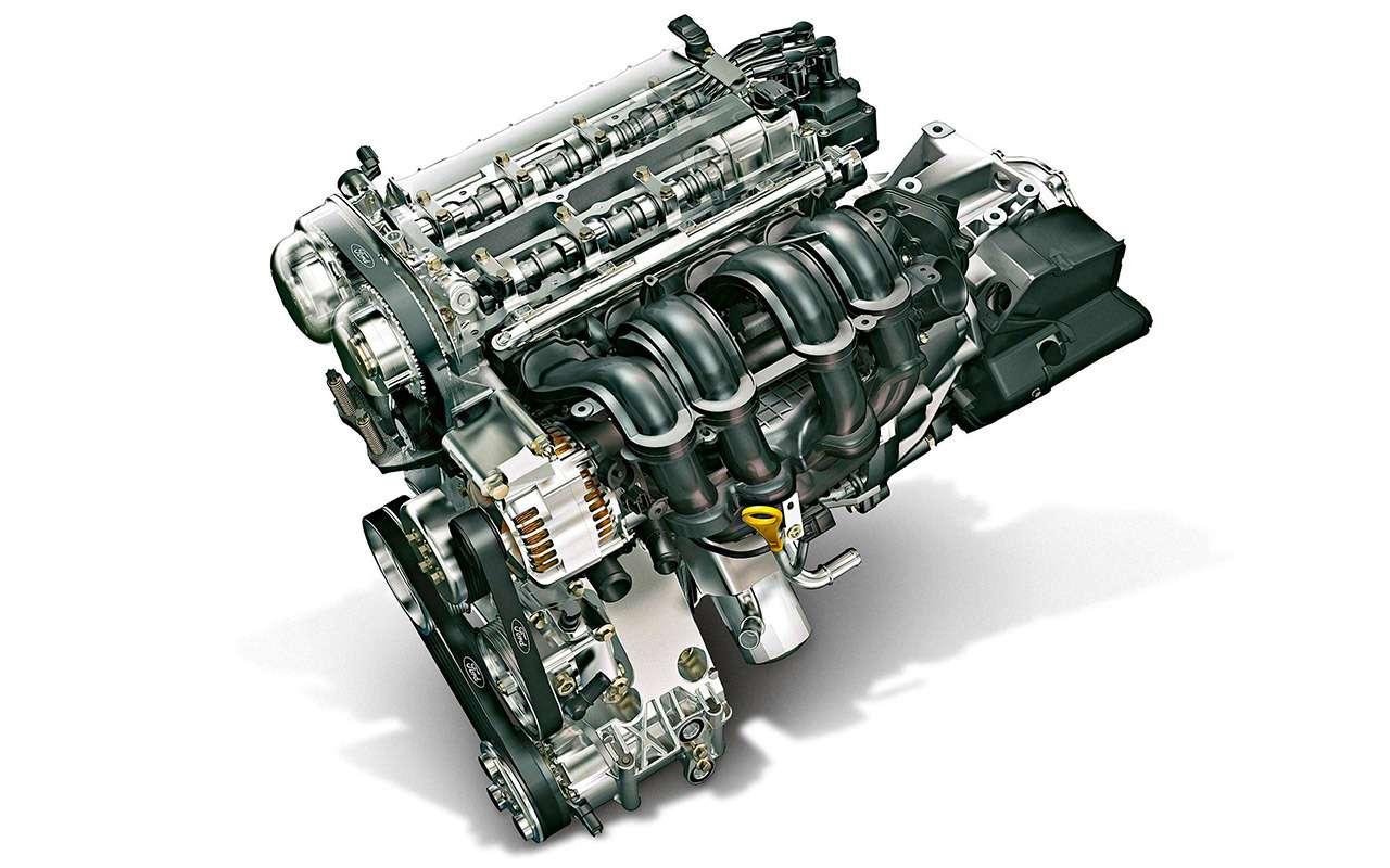Ford Fiesta: полный список неисправностей— фото 941928