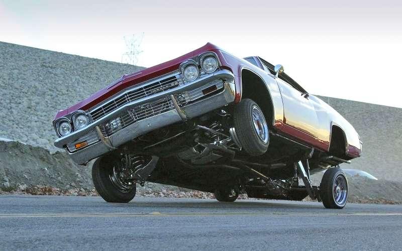 Нелегальный тюнинг автомобилей: снимите это немедленно!