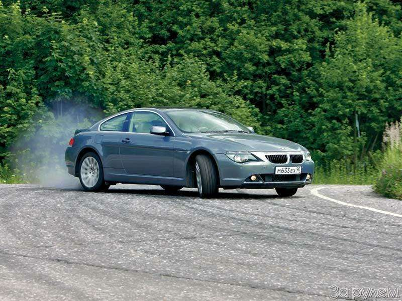 Тест BMW 630i. Оtempora, omores!— фото 359793