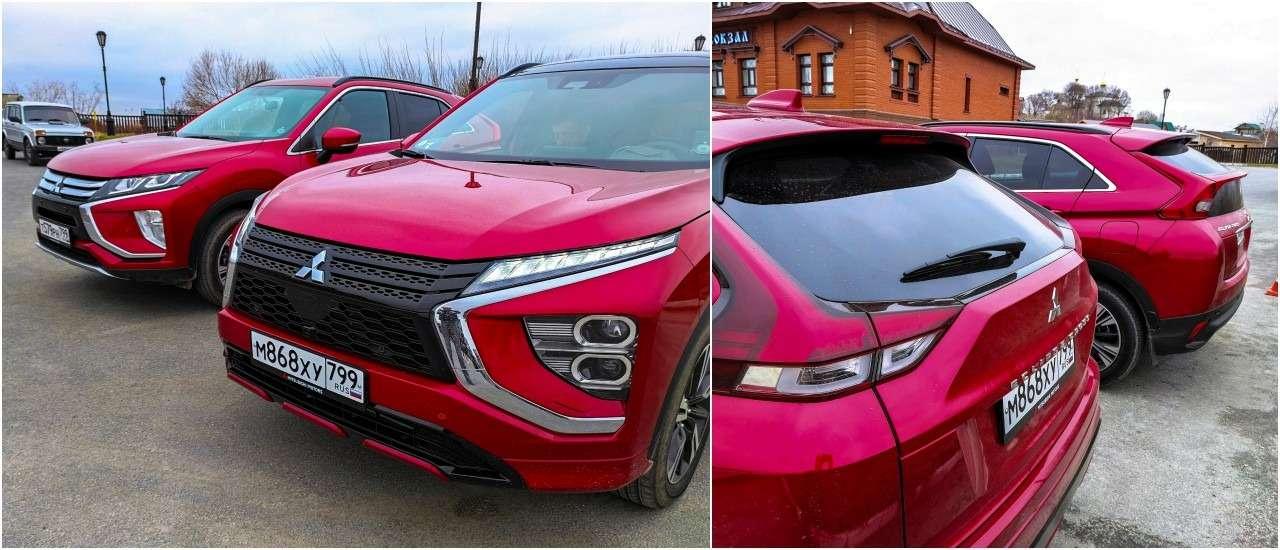 Mitsubishi Eclipse Cross 2021: все изменения (цена тоже новая)— фото 1259561