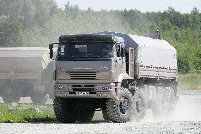 KAMAZ 6560
