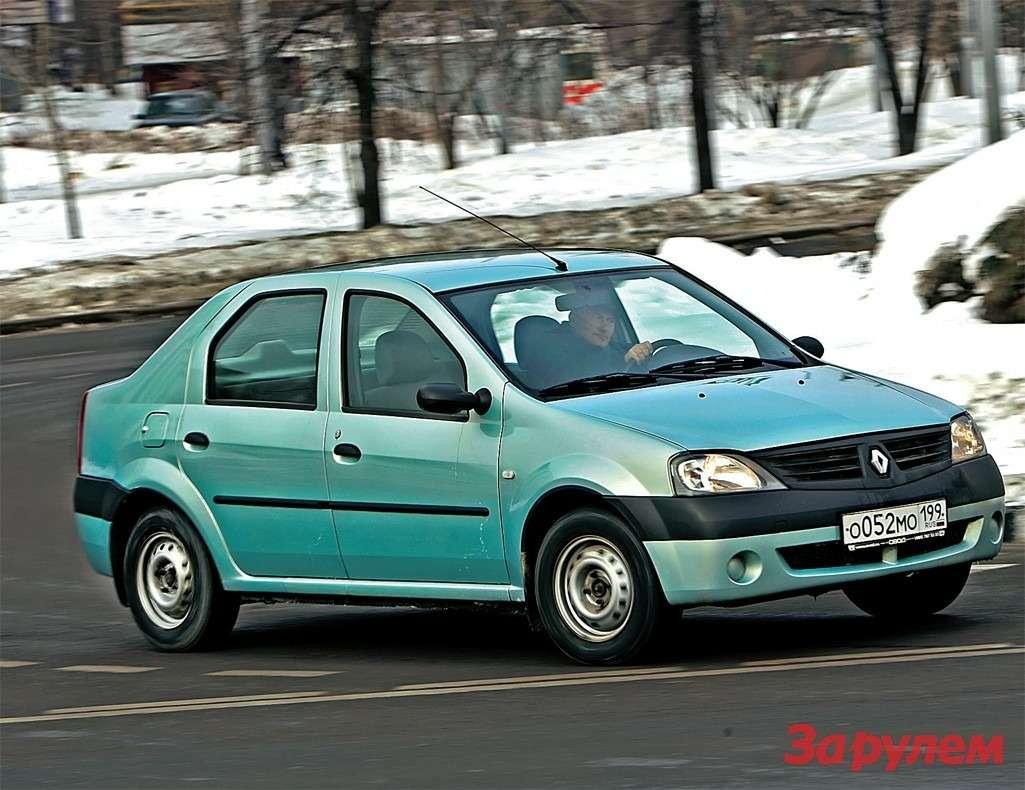 Renault Logan SR