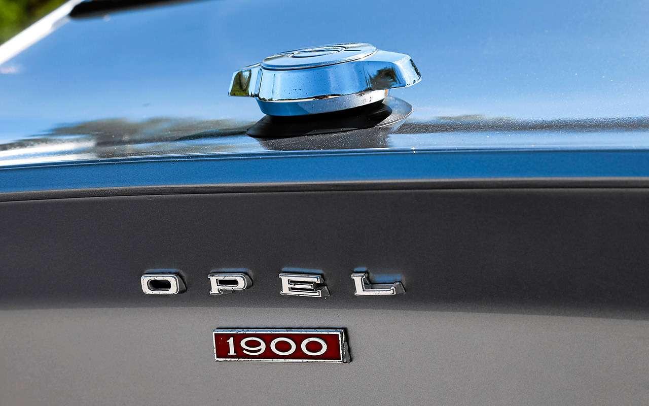 Когда-то Opel делал задорные машины...— тест 50лет спустя— фото 1059022