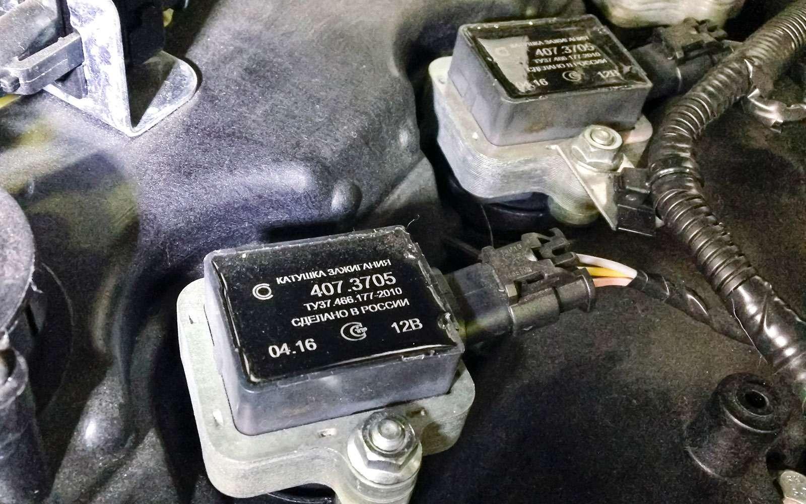 УАЗПатриот: тест-ремонт— фото 660536