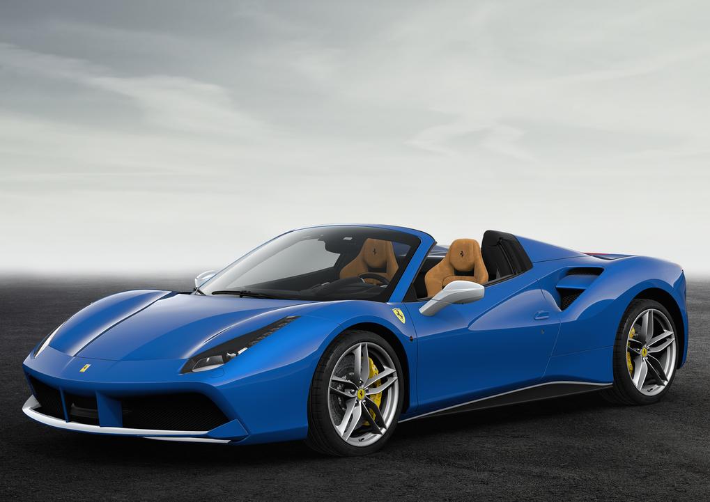 История внарядах: Ferrari анонсировала 350 юбилейных моделей— фото 669232