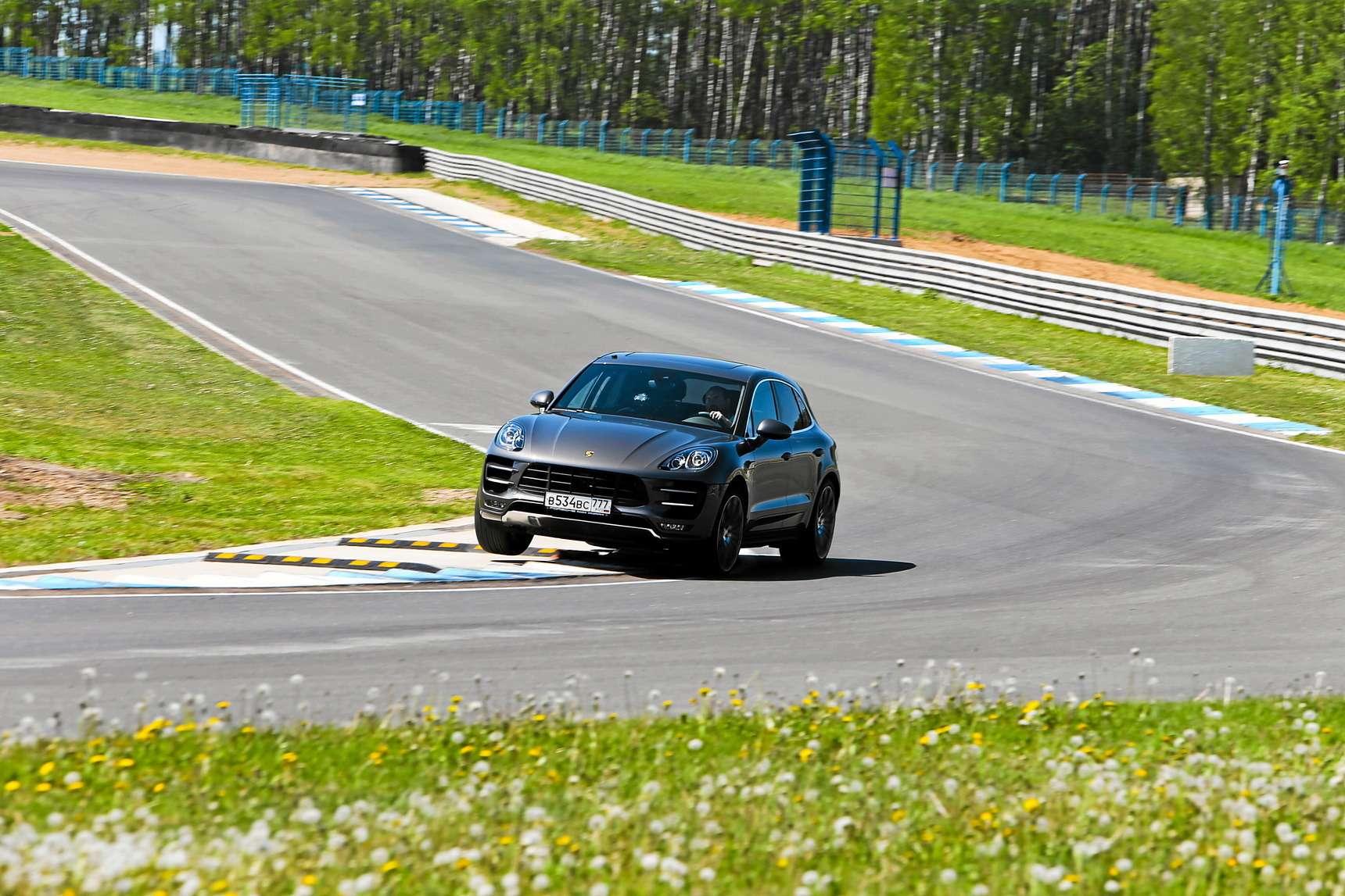 Самые быстрые автомобили вистории тестов «Зарулем»— фото 583908