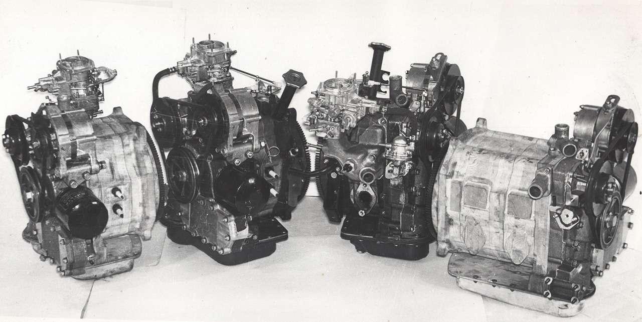 Моторы длямашин-догонялок КГБ: ихделали наВАЗе!— фото 1242398