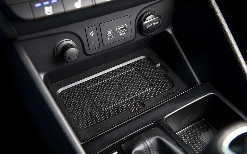 Hyundai Tucson сновым автоматом (восьмиступенчатым!)