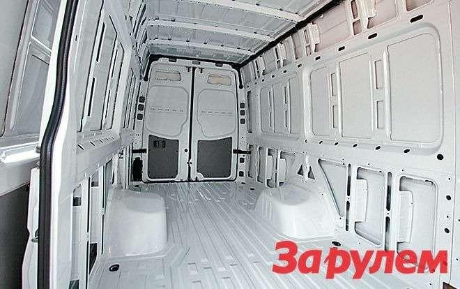 В России наиболее популярны модификации: фургон имикроавтобус
