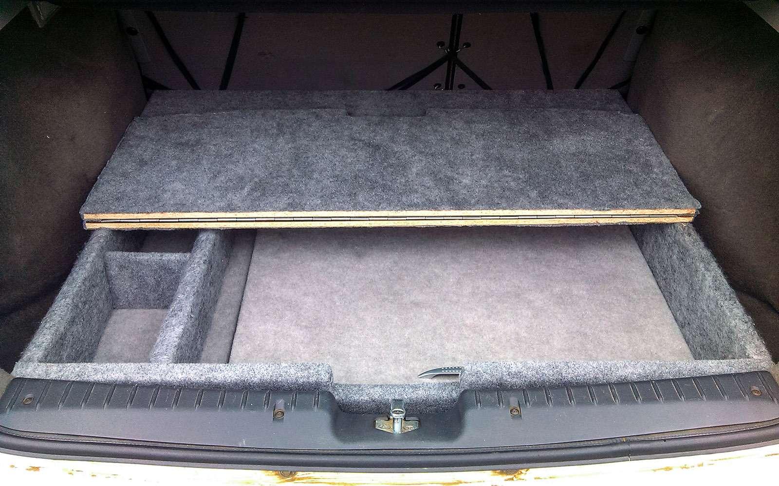 Советы бывалых— детали отГАЗели дляФорда иДоджа иновый багажник Калины— фото 766518