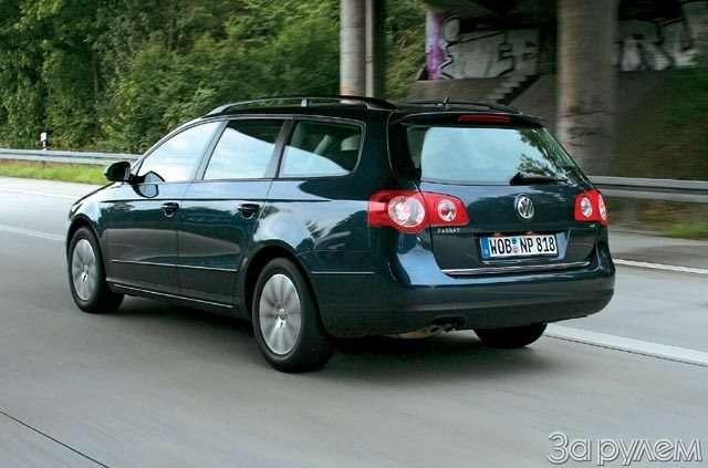 Volkswagen Passat Variant. Литраж итираж— фото 59088