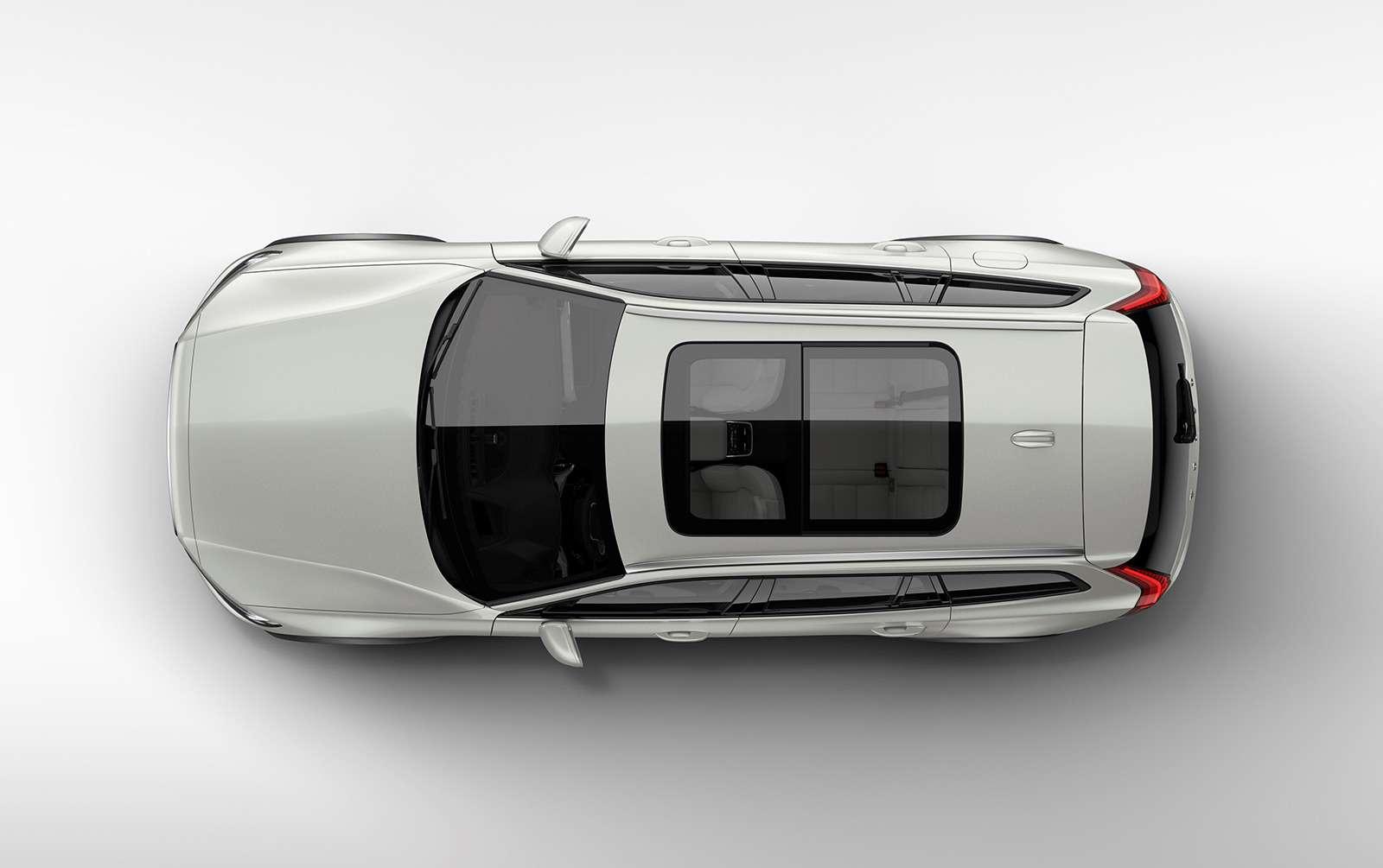 Volvo V60 Cross Country: еще один кросс-универсал. Ждем вРоссии!— фото 908311