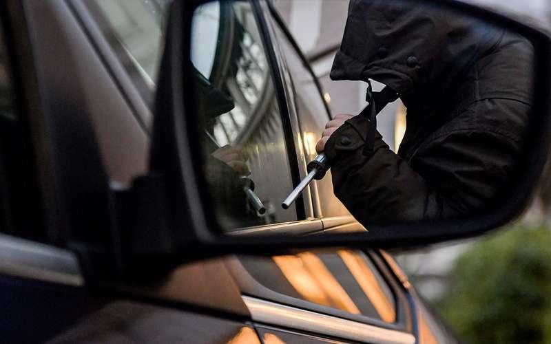 Самые угоняемые автомобили столицы— версия страховщиков