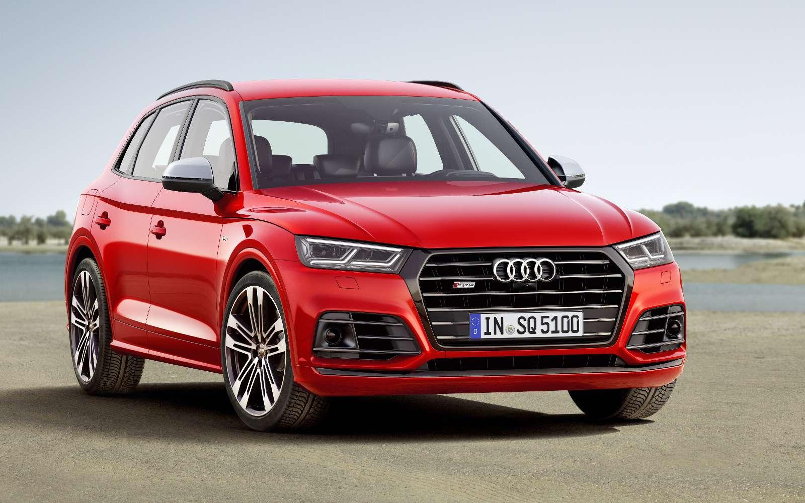 Audi SQ5 променял «мясорубку» на«улитку»— фото 690826