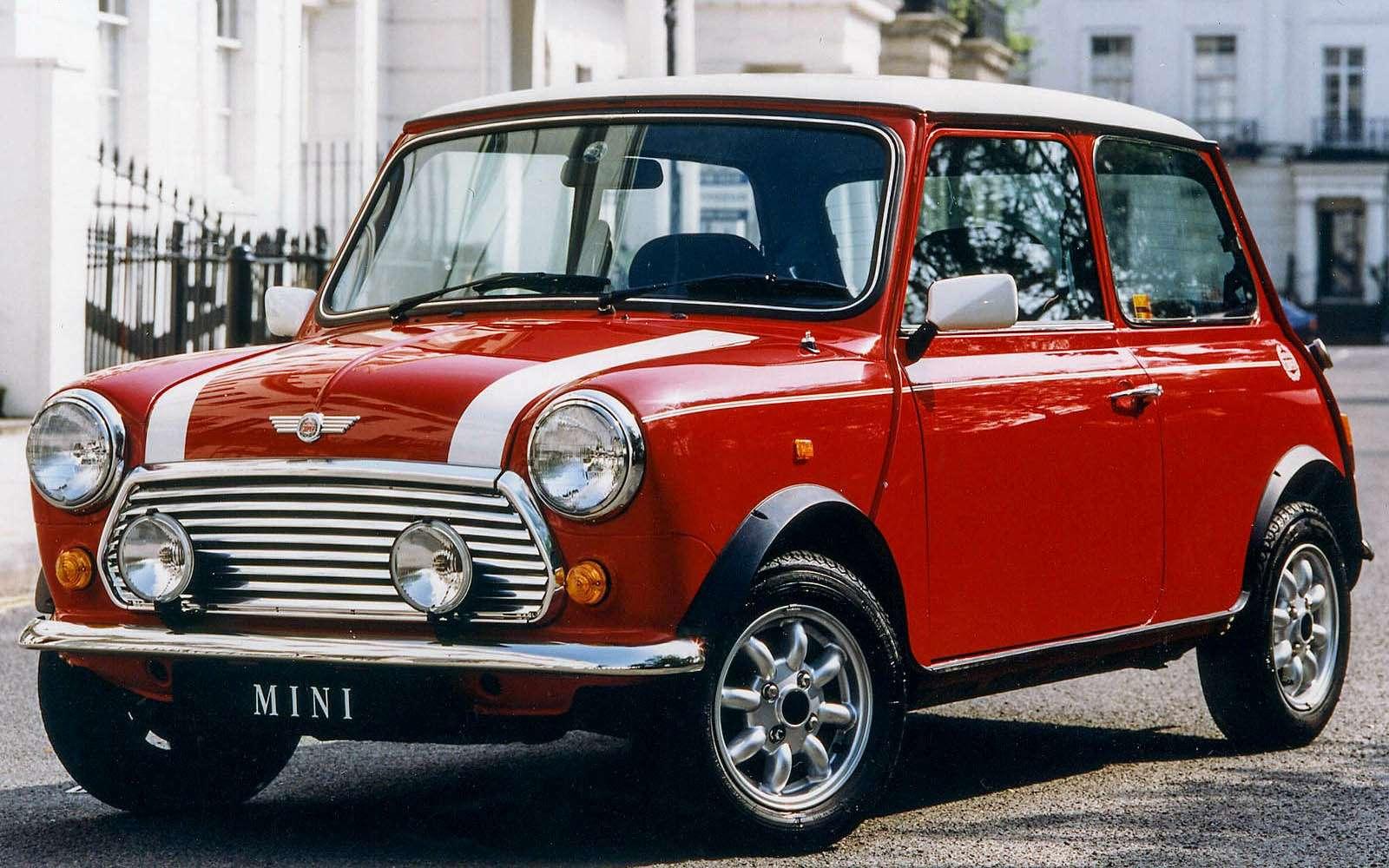 Mini, 1958-2000