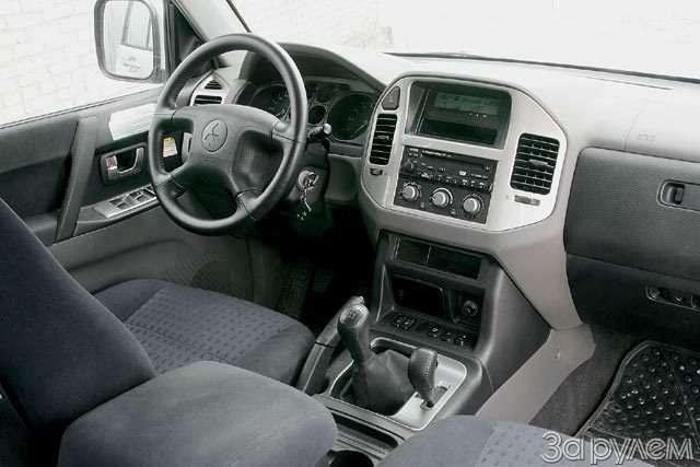 Тест Ford Explorer, Mitsubishi Pajero, Nissan Pathfinder. Ровесники века— фото 57031