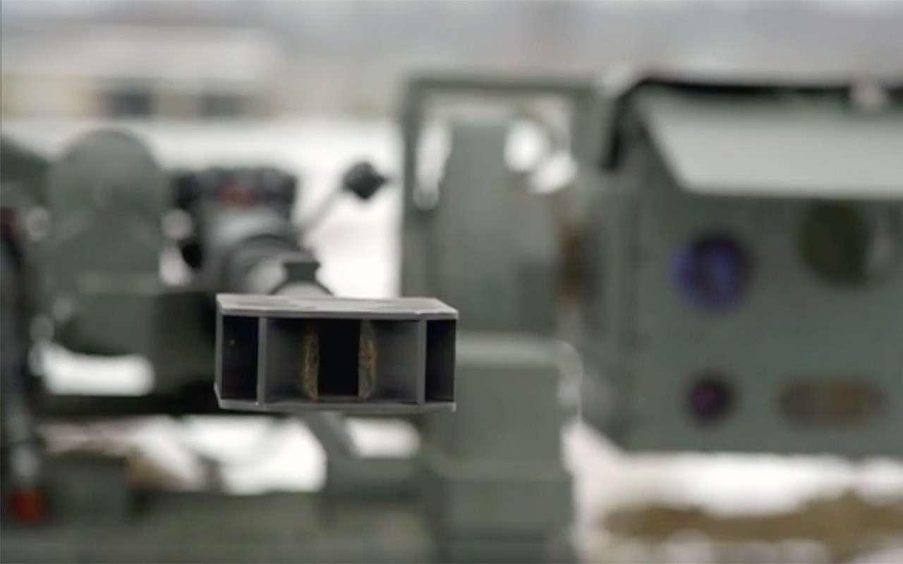 Бесконечный дозор: тест-драйв боевого робота «Нерехта»— фото 915630