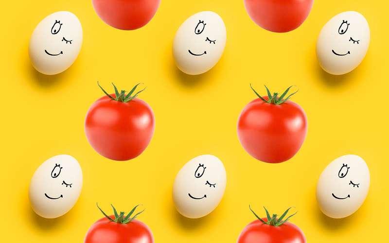 Кожура томатов, скорлупа, соя...— новый состав запчастей
