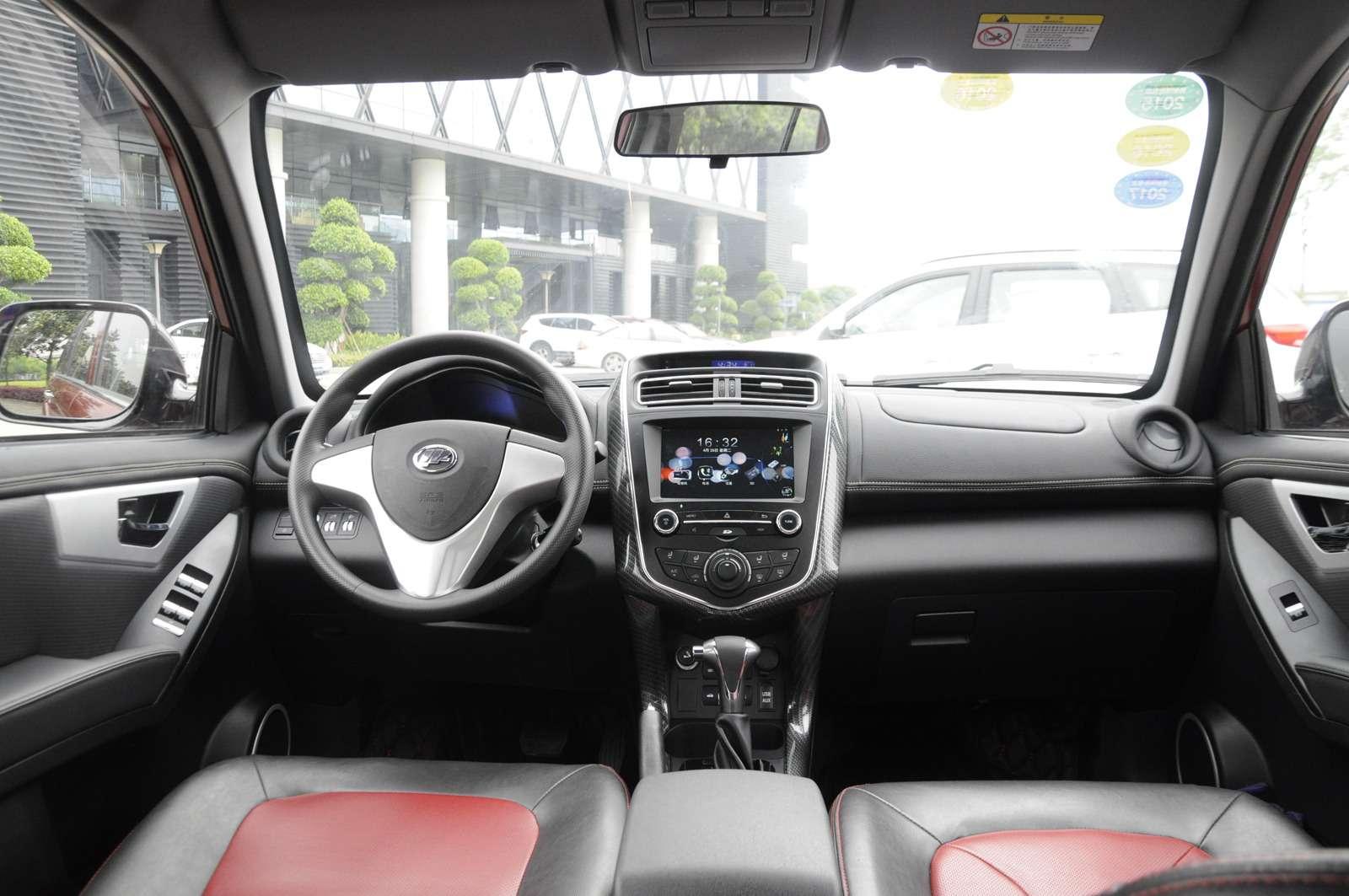 Названы цены наобновленный Lifan X60— фото 673932